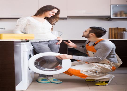 washing machine repair course