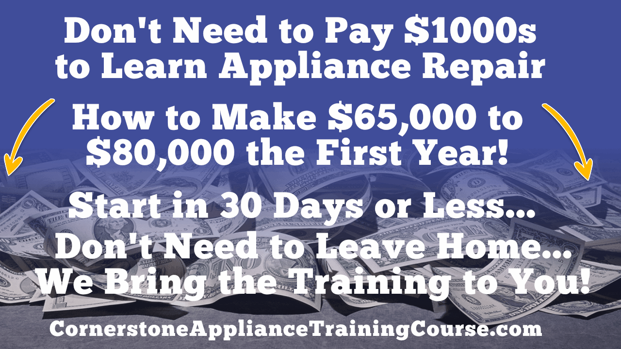Online Appliance Training Course