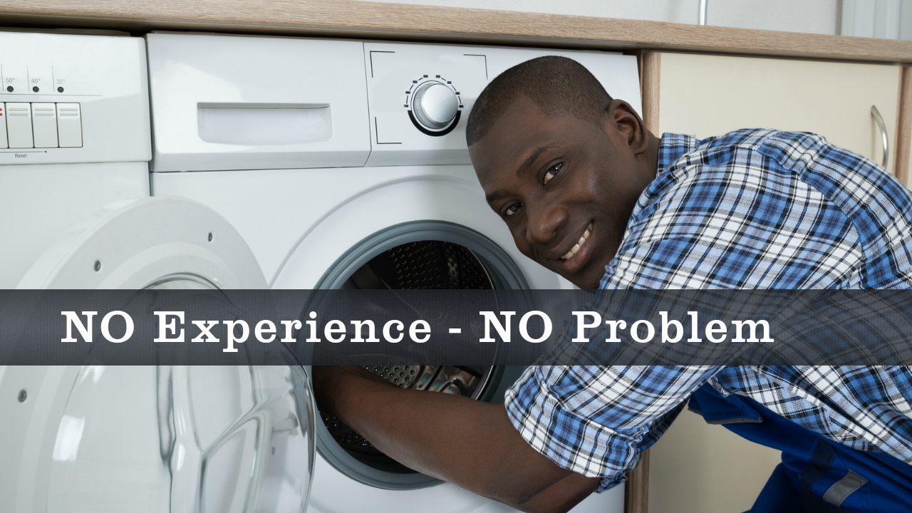 Appliance Training No Experience No Problem
