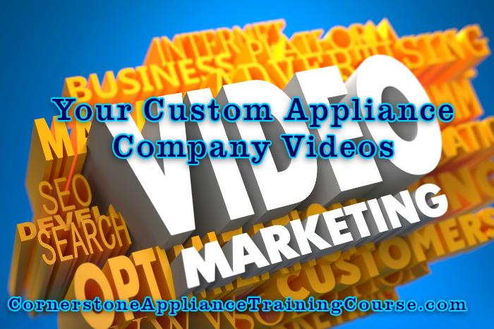 Appliance Repair Company Videos