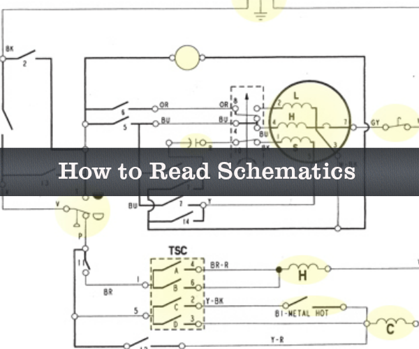 Online Appliance Schematics Courses