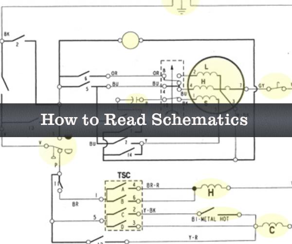 Online Appliance Schematics Courses