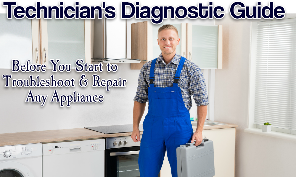Appliance Tech Repair Manuals