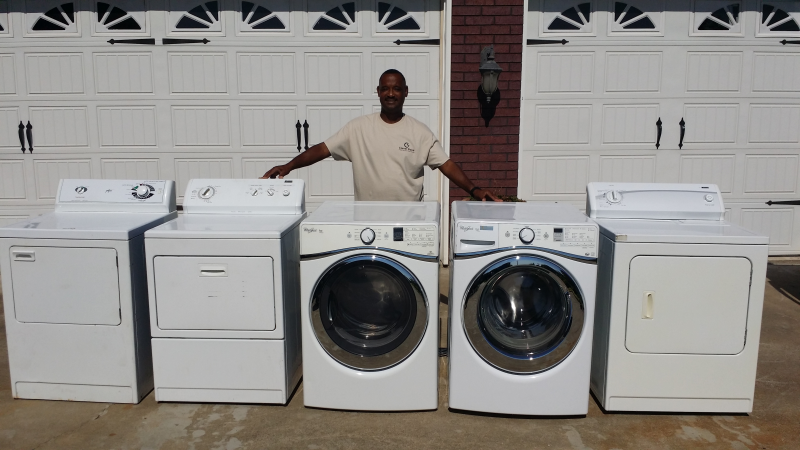 Sell Used Appliance Washer and Dryer