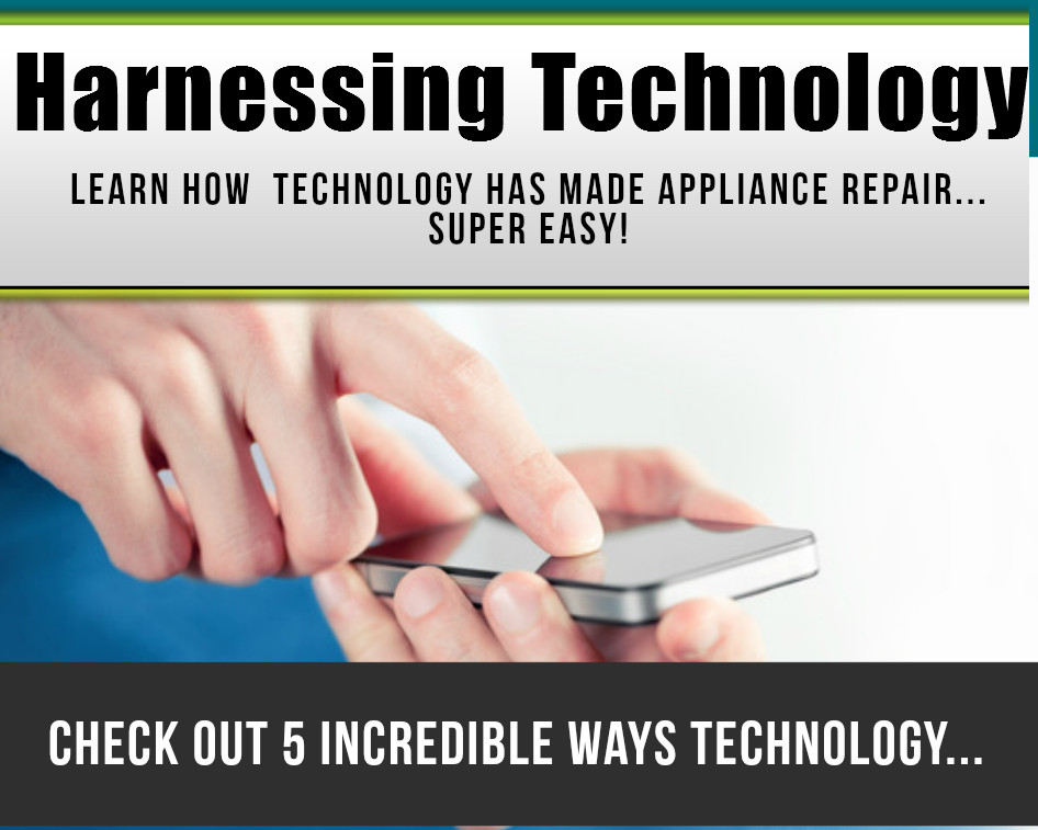 Harnessing Technology in Appliance Repair Training