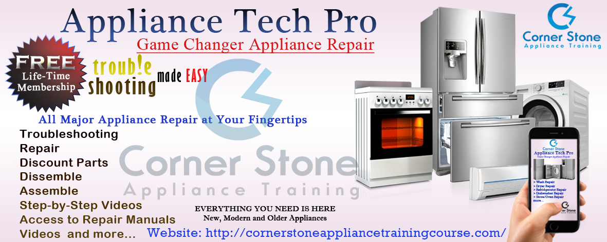 Appliance Repair Training - Troubleshoot & Repair Any Appliances