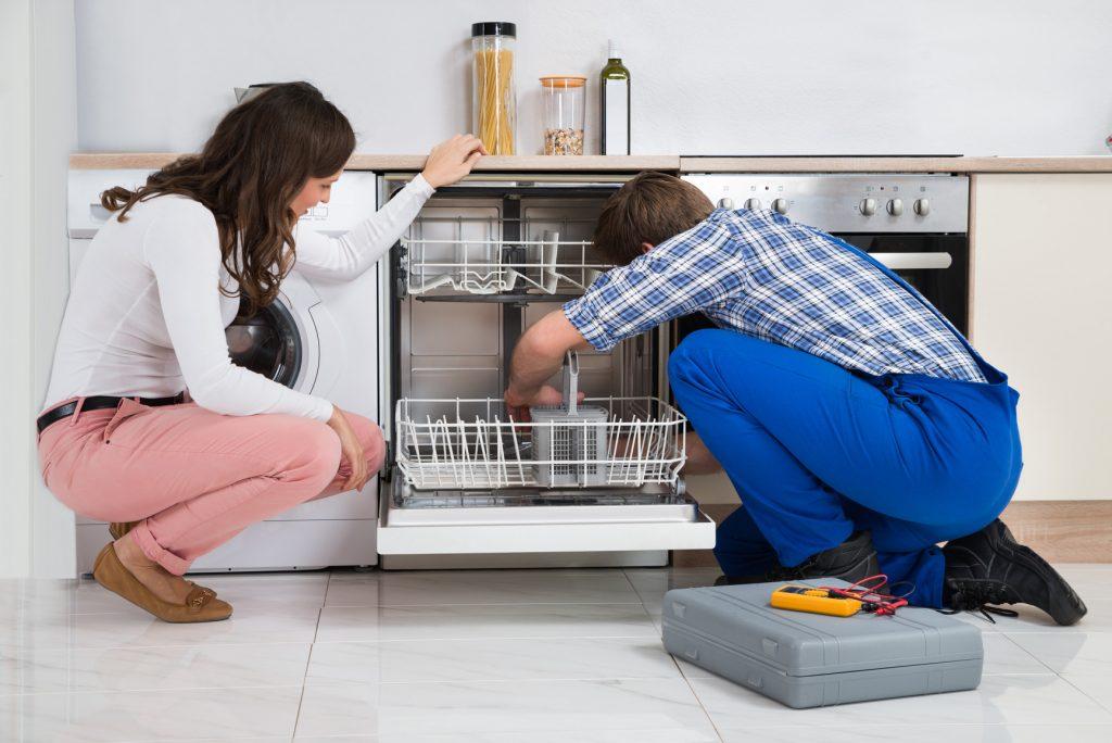 Dishwasher Troubleshooting and Repair Training