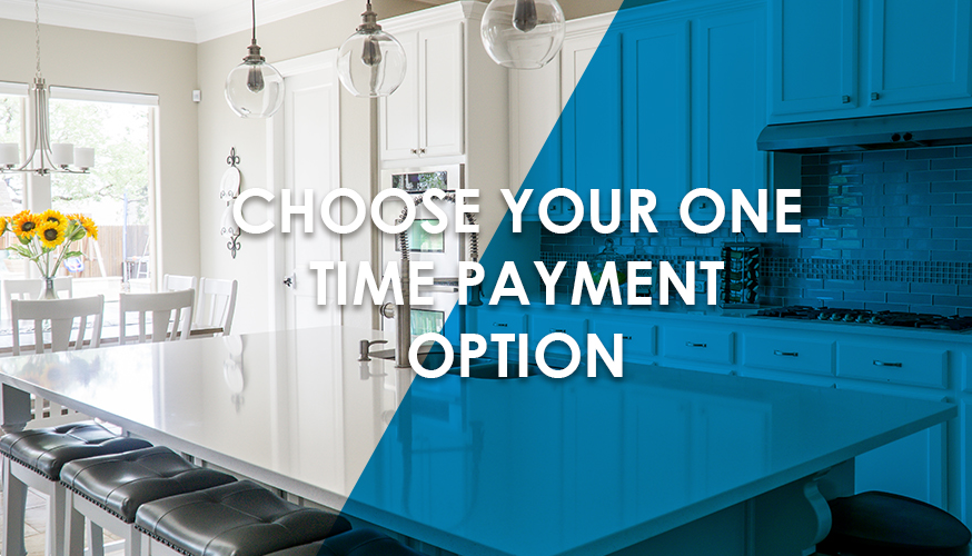 Appliance Repair Marketing - Choose Your Payment Option PS
