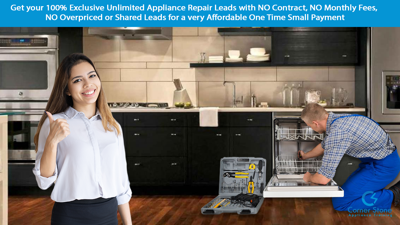 Appliance Repair Training Leads Generator