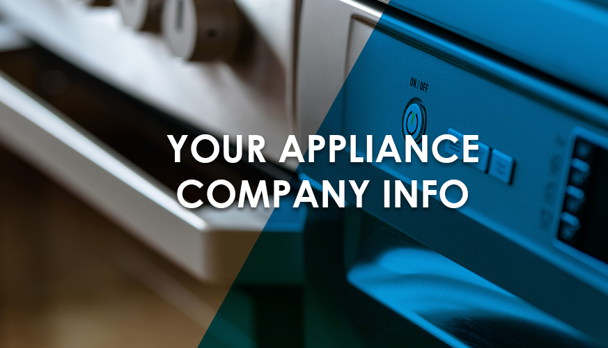Leads Generation - Appliance Company Info PS