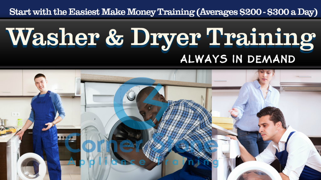 Appliance Repair Training Made Easy