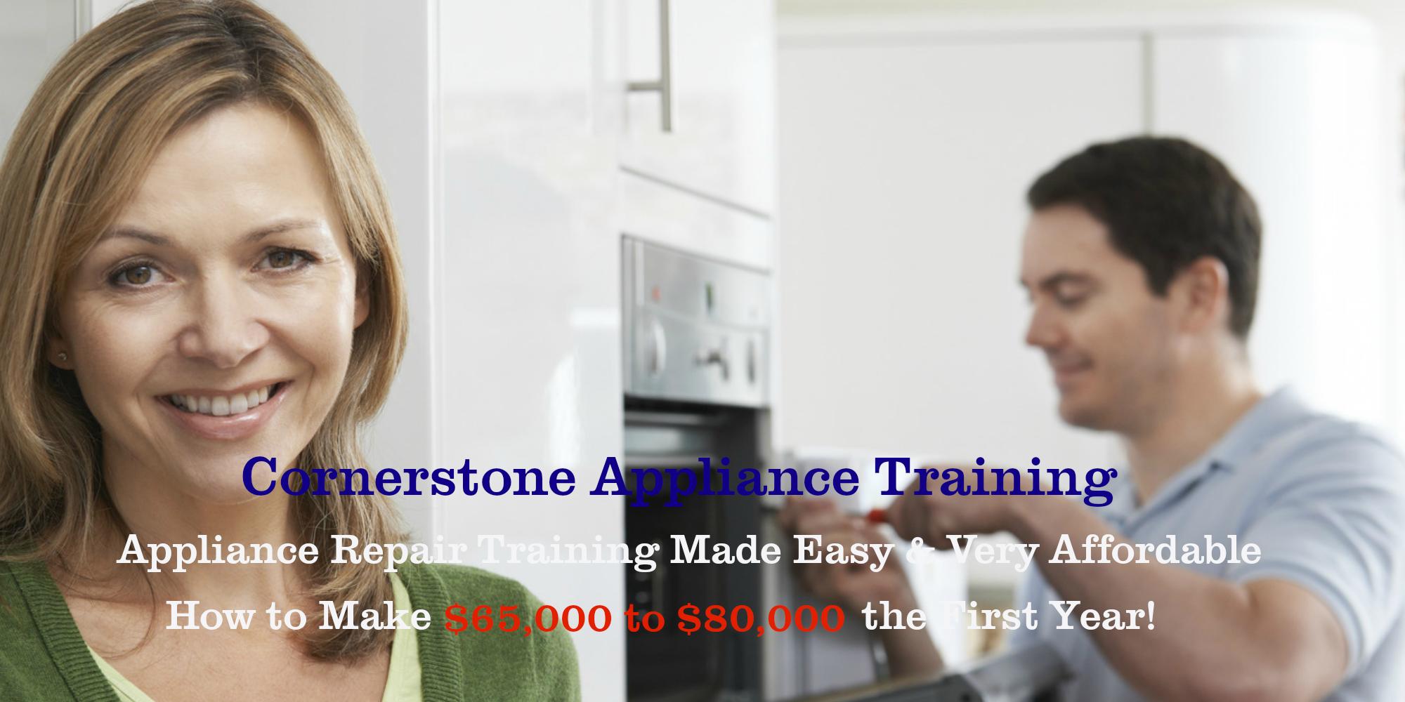 Online Appliance Repair Training Change 2