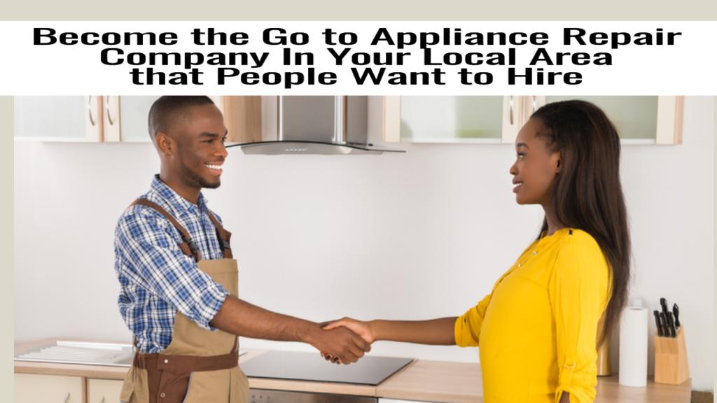Best Appliance Repair Marketing Leads